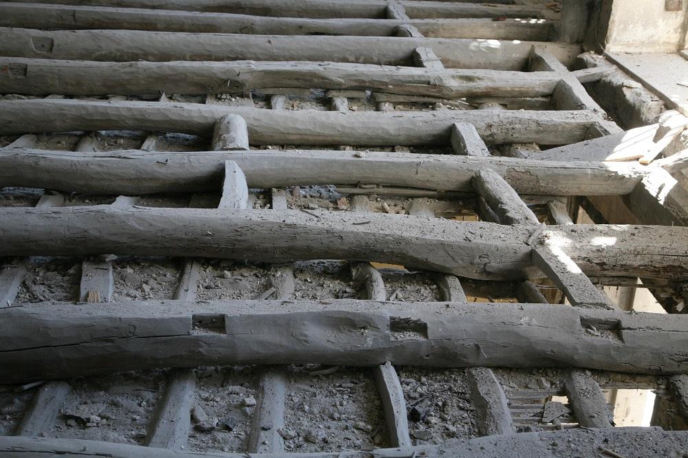 pavimento - estruturas de madeira